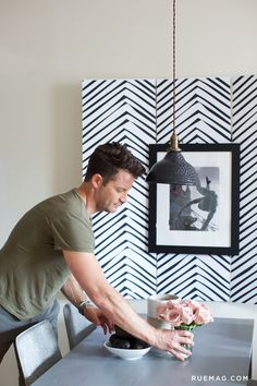 5 Things We Learned from this Small Space Makeover by Nate Berkus   Rue