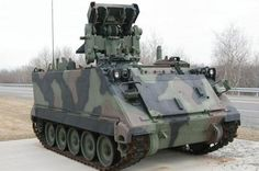 M113 Armored Personnel Carrier, I drove one of these in the 1/110 Armored Division