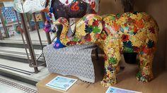 Elephant Sculpture, Sheffield, Elephants, The Good Place, Messenger Bag, Sculptures, Satchel, City, Bags