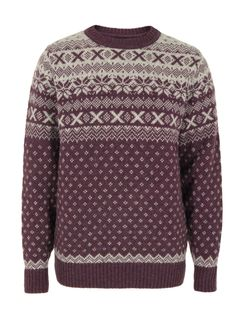 Coggles Howlin by Morrison Brian Claret Knit