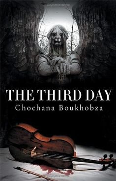 The Third Day -  Chochana Boukhobza. A leading Israeli musician and her protégé return to Jerusalem for three days to perform with the Philharmonic Orchestra. Both women - one a gifted young cellist, one a Holocaust survivor saved by her extraordinary musical talent - have been in America for some time, are quickly caught up in tangled threads from former lives. Elisheva is reunited with her godson, Daniel; Rachel must face both her distant father and Erytan, a former lover,