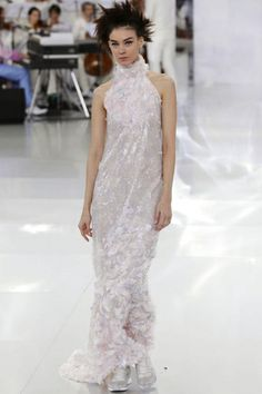 Chanel Haute Couture Spring Summer 2014