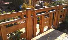 Fence - Asian Style. Ideas to replace fence in front.