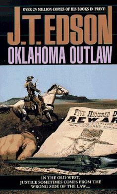 Oklahoma Outlaw by J.T. Edson http://www.amazon.co.uk/dp/0440224020/ref=cm_sw_r_pi_dp_RwgKub1JK2M9Q
