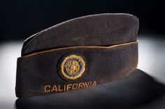 Today we honor veterans, past and present, for their service and sacrifice. Pictured here is World War I veteran William Powell's American Legion cap. Learn more about Powell's contributions to aviation. #VeteransDay