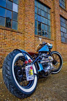 Angry Monkey Motorcycles, repinned by www.BlickeDeeler.de