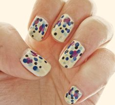 summer nail art easy designs - Google Search