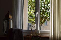 Im April 2014 Slow Living, Curtains, Inspiration, Home Decor, Biblical Inspiration, Blinds, Decoration Home, Room Decor, Interior Design