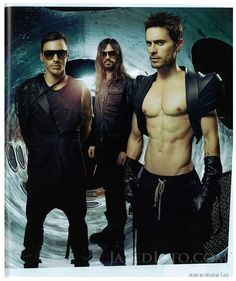 YRB Magazine Cover Feature: Thirty Seconds To Mars