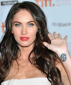 6c6b7ea69 29 best Megan Fox Tattoos images in 2017 | Fox Tattoos, Megan fox ...