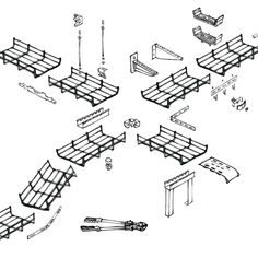Wire Basket Cable Tray Cable Exit Plate by Electrix International ...