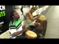 James Keyes NYC Street Funk in the Stars of the Streets Contest