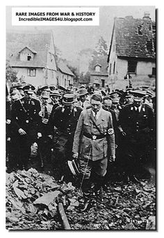 Some images of Adolf Hitler.