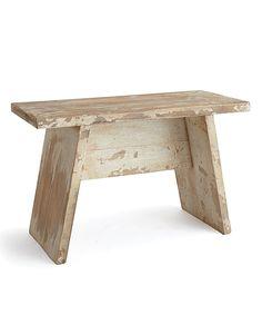cute vintage inspired step stool