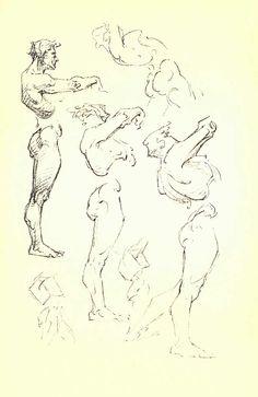 Constructive Anatomy by George Bridgman    Really great stuff