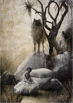 Gabriel Pacheco. The Jungle Book
