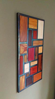 Wood Wall Art, Wood and Metal Mosaic Wall Art, Exotic Wood Wall Art, Wood Wall Sculpture, Metal Home Decor - Woodworking Art Wood Turning Lathe, Wood Turning Projects, Wood Lathe, Mosaic Wall Art, Wood Wall Art, Lathe Projects, Wood Projects, Learn Woodworking, Woodworking Projects