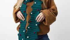 Pandalı Bere Tarifi - Örgü Modelleri Sweaters, Fashion, Moda, Fashion Styles, Sweater, Fashion Illustrations, Sweatshirts, Pullover Sweaters, Pullover
