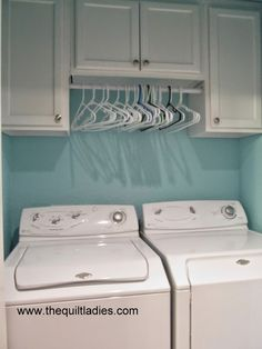 """Re-doing My Laundry Room.Closet - See our website for even more details on """"laundry room storage diy budget"""". It is an excellent Aqua Laundry Rooms, Laundry Room Organization, Laundry Room Design, Laundry Room Colors, Organizing, Laundry Area, Small Laundry Closet, Laundry Shoot, Tiny Closet"""