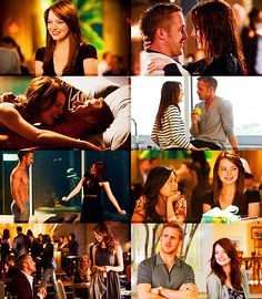 Crazy Stupid Love- Just watched this and it's SO good! Ryan Gossling and Emma Stone have SUCH good chemistry!