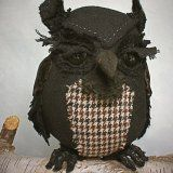 Ann Wood owls