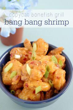 Copycat Bang Bang Shrimp!
