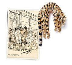 Exposition Le Style et l'Histoire Cartier au Grand Palais Paris boutique 13 rue de la Paix