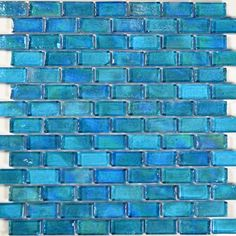 Our vibrant glass mosaic tiles come in multiple finishes. They're ideal for kitchens, bathrooms, swimming pools and more. Order your glass mosaic pool tiles today. Glass Pool Tile, Glass Mosaic Tiles, Bath Tiles, Kitchen Tiles Design, Tile Design, Turquoise Tile, Swimming Pool Tiles, Aqua, Tiles Online