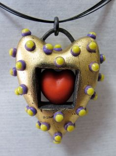 Kato's Dotted Hearts with Donna Kato #craftartedu