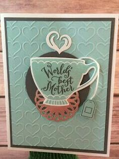 a NiCe CuPPa CaRD  ____Stampin'Up