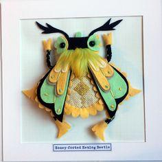 Image of Honey-footed Heulog Beetle