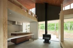 Casa Shed Roof,© Takumi Ota