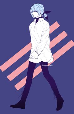 Koon A.A by : delete_breathe Manhwa, Violet Background, Go Wallpaper, Ship Art, Character Development, Webtoon, Anime Guys, Anime Characters, Anime Art