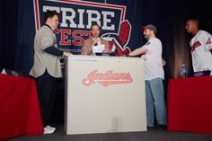 Want to exclusively hang out with Cleveland Indians players at Tribe Fest? Heres how!