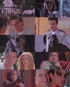 Scream Franchise, Scream Tv Series, Scream Movie, Scream 1, 90s Movies, Iconic Movies, Scary Movies, Nice Movies, Halloween Movies