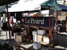 Le Pinard, importateur de vin français, Torvehallerne, Copenhague. Francis, 2013 I Francisapp.com