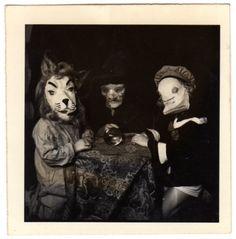 Another creepy Halloween photo..