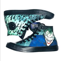 8ee33c37f413 14 Best Joker Converse images