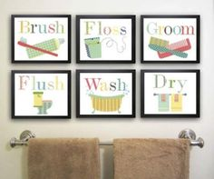 40+ Unusual Decorative Wall Painting Ideas for Bathroom