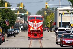 RailPictures.Net Photo: INRD 9001 Indiana Rail Road EMD SD9043MAC at Bedford, Indiana by Pete Ruesch