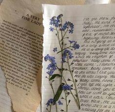 Imagem de book, flowers, and journal