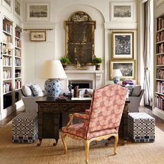 #traditional #tuesday and more work by #London #antiques dealer and designer #piersvonwestenholz What do you love most about this timeless space?
