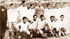 EQUIPOS DE FÚTBOL: CHILE Selección Contra Argentina 22/07/1930