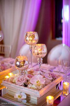 Best Wedding Reception Decoration Supplies - My Savvy Wedding Decor Wedding Table Centerpieces, Reception Decorations, Event Decor, Table Decorations, Centerpiece Ideas, Wedding Receptions, Floral Centerpieces, Wedding Ceremony, Candlestick Centerpiece