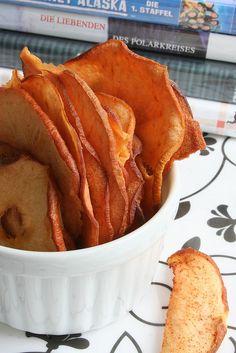 Apple Chips by Noema Pérez, via Flickr