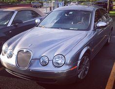2007 Jaguar S-Type #jaguar #jaguarstype #jaguarlandrover #car #caroftheday #luxury #lifestyle #miami #auto