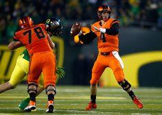 8. Sean Mannion- Oregon State Beavers