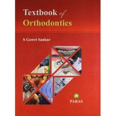 Textbook of orthodontics by Gowri Shanker – dentimes shop