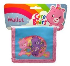 Care Bears ( Care Bears ) Bifold Wallet Figure Toy doll ( parallel imports ) @ niftywarehouse.com