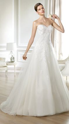 Stunning White One Bridal Collection from Barcelona!